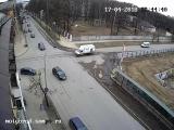 Наезд на пешехода, Гоголя/Анохина, 17 апреля, 2018