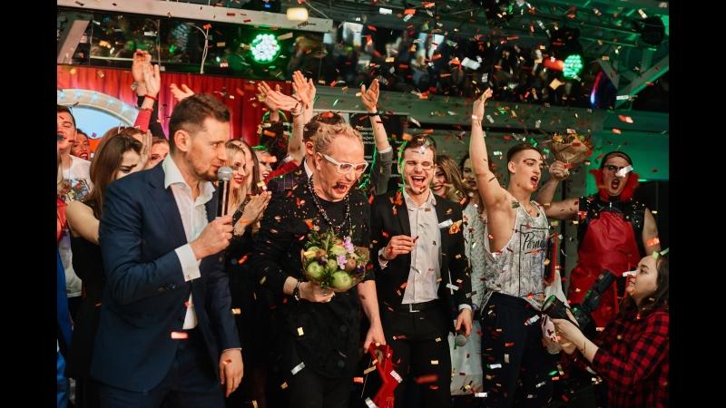 Ведущий Михаил Крылов о грядущем Lip Sync Battle - Анонс 4 апреля 2018 г.