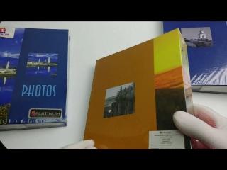 Фотоальбом на 200 фотографий Ландшафт-4 (21800)