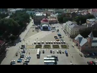 Выборг ждет гостей на празднование Дня Ленинградской области