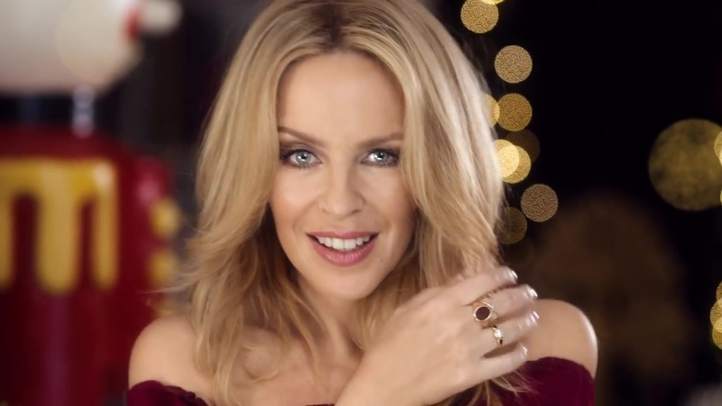 Kylie Minogue Кайли Миноуг Every Days Like Christmas 2015 Official Video