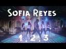 Sofia Reyes - 1, 2, 3 (feat. Jason Derulo De La Ghetto) | ZUMBA | Choreography Viktor Martinez
