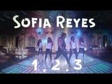Sofia Reyes - 1, 2, 3 (feat. Jason Derulo &amp De La Ghetto) ZUMBA Choreography Viktor Martinez