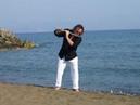 Ain´t No Sunshine jazz flute solo by Dirko Juchem