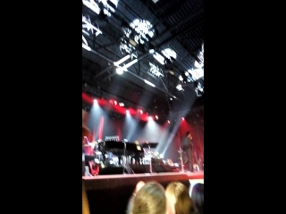 Nick Cave and The Bad Seeds-Do you love me?(концерт в A2,25.07.2018)