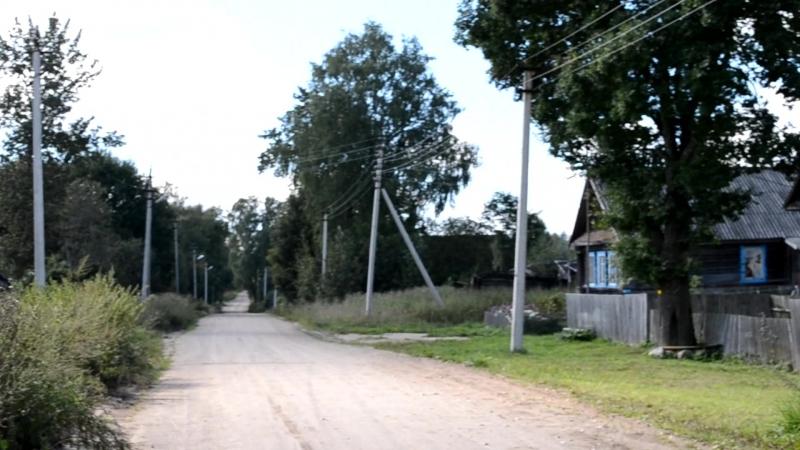 Деревня Дуброва 2016 г