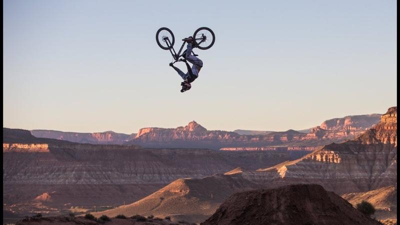 Вело экстрим Brandon Semenuk - Resiliency  