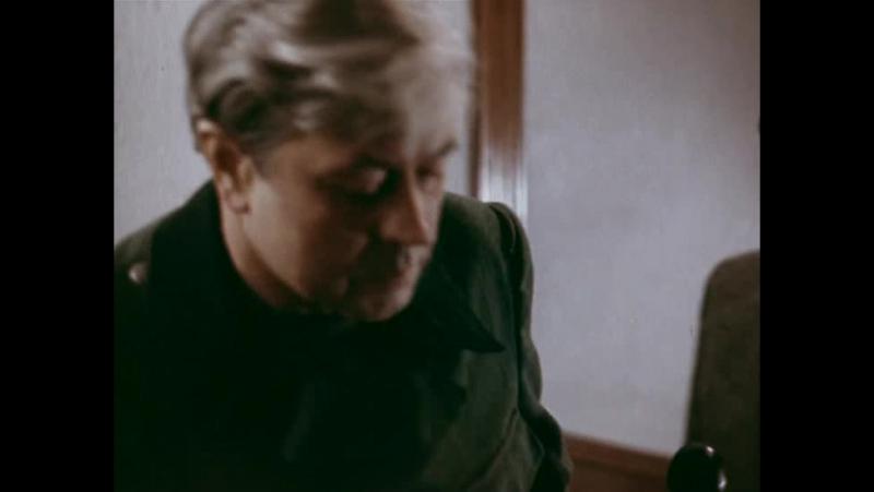 Где ты был Одиссей 3 серия 1978 СССР фильм военный