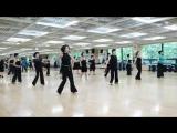Latin Lover Line Dance by Misuk la 2017