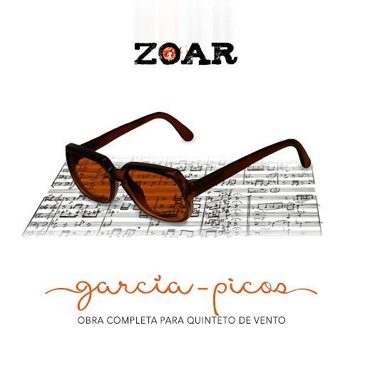 Zoar альбом García-Picos: Obra Completa Para Quinteto De Vento