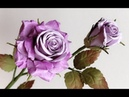 ABC TV | How To Make Rose Paper Flower With Shape Punch 3 - Craft Tutorial