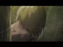 Shingeki no kyojin Levi vs Female Titan HD eng
