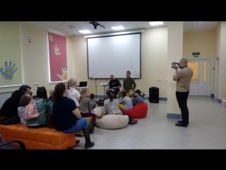 Алекс Ксено выступление 21.04.18