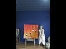 художник Екатерина Корчагина Абстракция Мой сентябрь