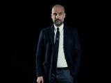 Пеп Гвардиола в рекламном ролике Dsquared2