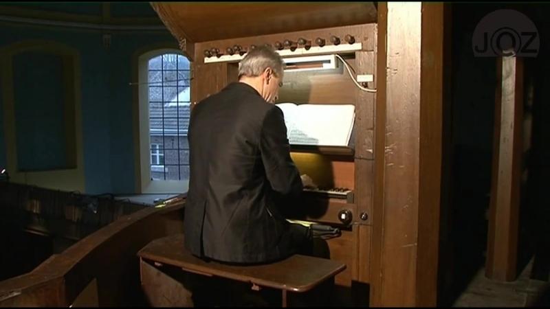 674 J. S. Bach - Chorale prelude Kyrie, Gott heiliger Geist BWV 674 - Marcel Verheggen