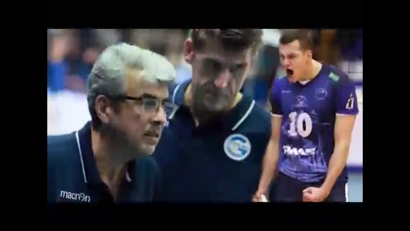 Анонс трансляции волейбольного матча ВК Ярославич и ВК Газпром-Югра