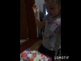 Зайке 5 лет ❤️