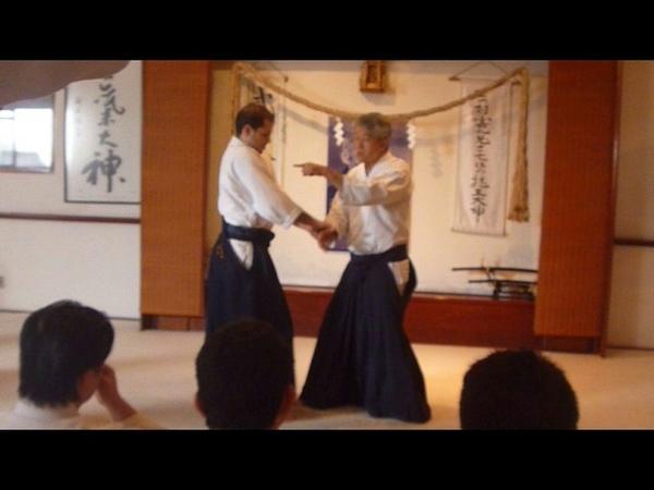HIROSHI IKEDA SHIHAN - SEMINARIO INSTITUTO TAKEMUSSU - PARTE 2