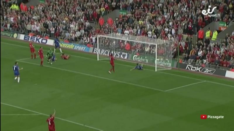 Liverpool 1 4 Chelsea 2005 2006 HD 50fps HD 60fps