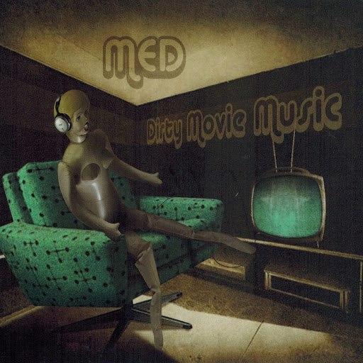 MED альбом Dirty Movie Music