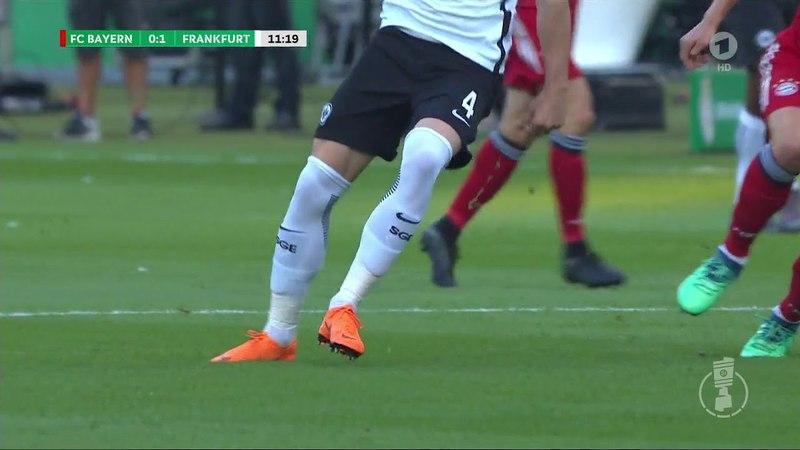 DFB Pokalfinale Byern gegen Frankfurt komplett HD 19.05.18
