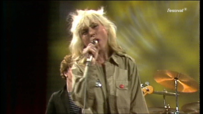 Blondie – A Shark In Jets Clothing – Musikladen 1977