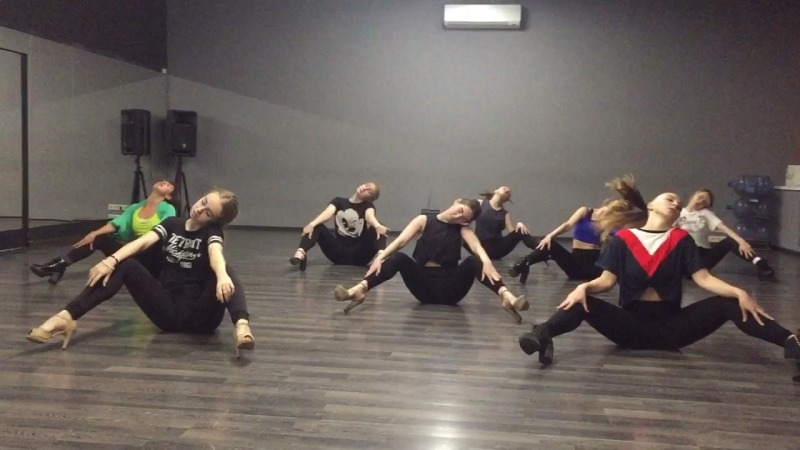 High Heels Choreo by Barbara Karma-Ferre