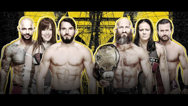 NXT Takve Over: Brooklyn IV | Pwnews