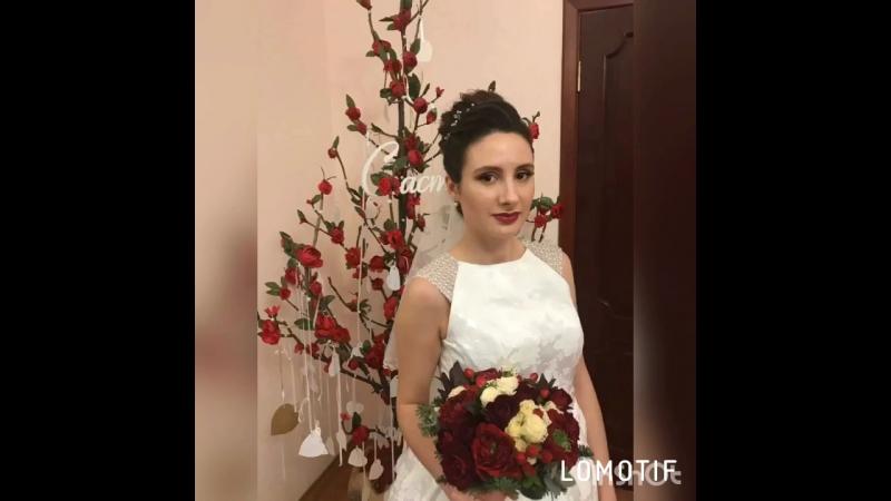 Нежная невеста от OLA STUDIO