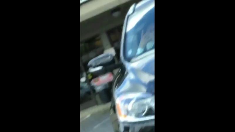 April 22: Fan taken video of Justin in Seattle, Washington.