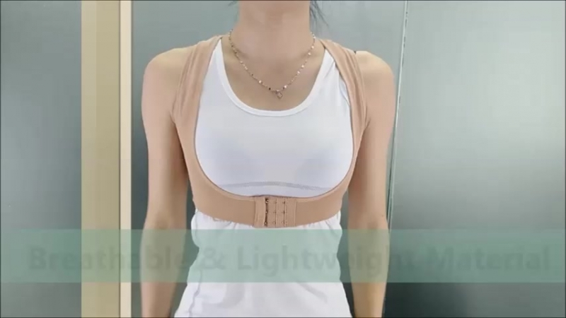 Humpback Women Back Posture Corrector Brace Shoulder Support Therapy Correction Belt Health Care Body Underwear Shaper Corset