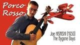 JOE HISAISHI - THE BYGONE DAYS (PORCO ROSSO) - CLASSICAL GUITAR COVER