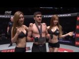 Saygid Guseyn Arslanaliev defeats Jia Wen Ma via KO/TKO at 1:57 of Round 1
