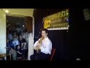 Гриша Горячев - гитарист виртуоз в квартирнике у Гороховского 21-07-2018