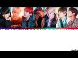 [FULL VER] BTS (방탄소년단) - Dont Leave Me Lyrics