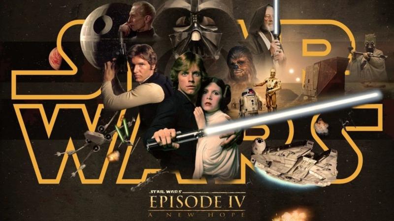 Смотрим Звездные войны Эпизод 4 Новая надежда 1977 Movie Live
