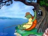 Багз Банни: Черепаха побеждает кролика / Bugs Bunny: Tortoise Beats Hare (1941) русская озвучка