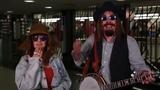 Кристина Агилера и Джимми Фэллон инкогнито выступили в метро