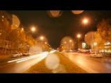 Ночная ухта проспект таймлапс