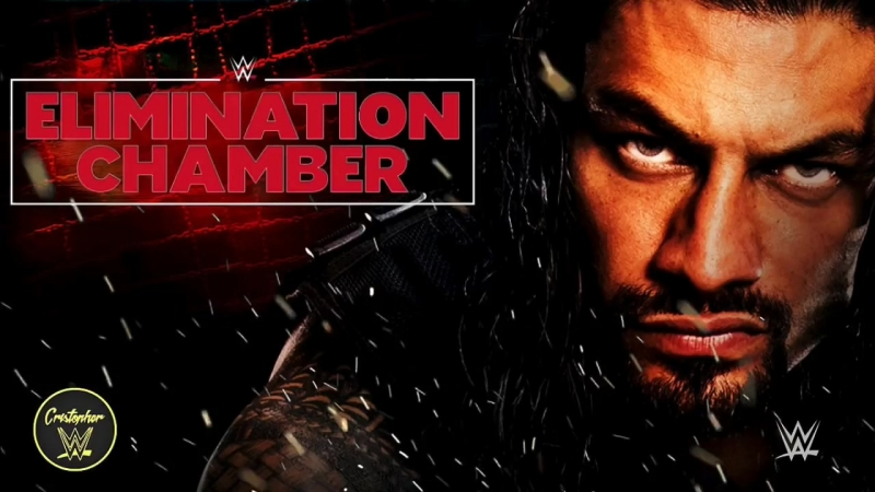 WWE Elimination Chamber 2018 Official Theme Song - M.O.M