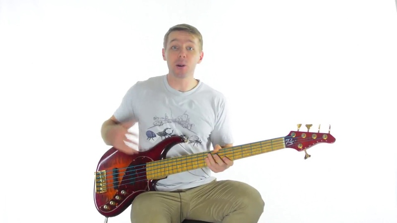 The 'Machine Gun' Bass Tapping Technique - Incredibly Impressive, But Easy To Get Started