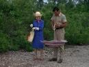Флиппер ENG SUB - 1 сезон 12 серия [Flipper S01 E12 - Lady And The Dolphin: Part 1] (1964-1965)