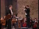 Лучано Паваротти, Пласидо Доминго и Хосе Каррерас. Концерт в Риме, Термы Каракаллы,1990 г.