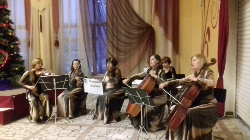 Камерный ансамбль преп.Виола