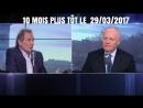 Phillipot et Bourdin en flagrant délit de mensonge
