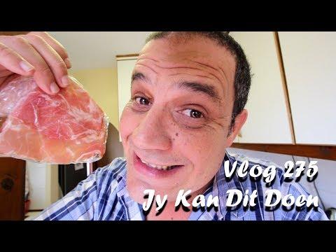 Vlog 275 Jy Kan Dit Doen Spaar Water The Daily Vlogger in Afrikaans 2018