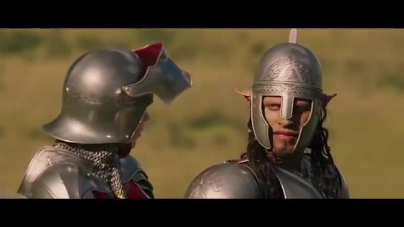 Хроники Нарнии Лев колдунья и волшебный шкаф 2005 Битва начинается 10 13 movie moment