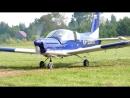 Высший пилотаж на Zlin - 142. Кучаны - 2017