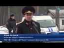 В преддверии профессионального праздника полицейские почтили память боевых товарищей, которые погибли при исполнении служебного